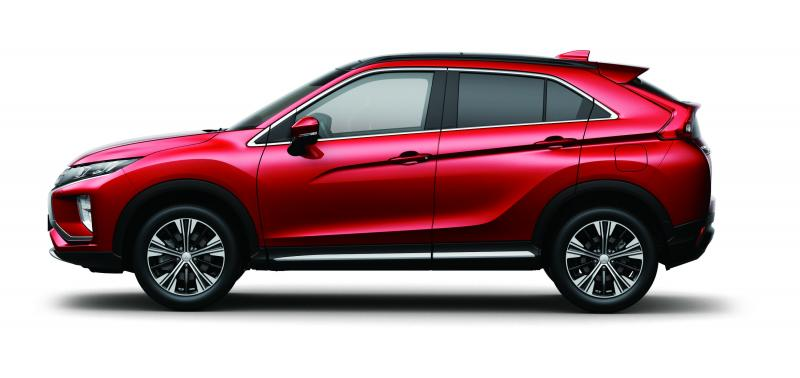 Eclipse Cross Orient Red