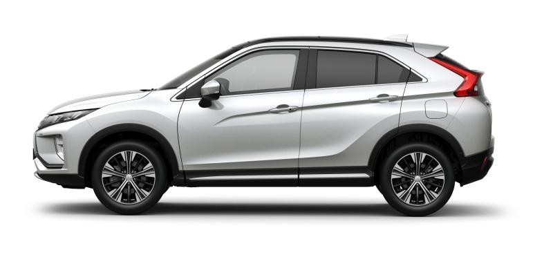 Eclipse Cross Silky White