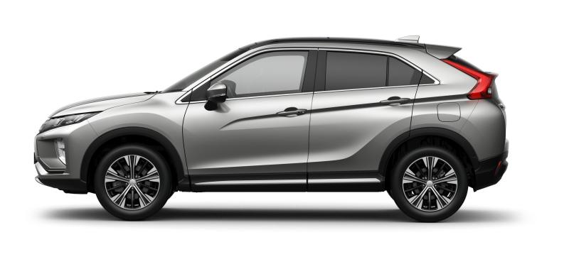Eclipse Cross Sterling Silver