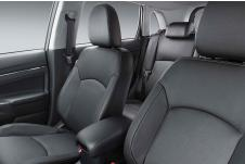 Asx 4 Interior Rear Leather